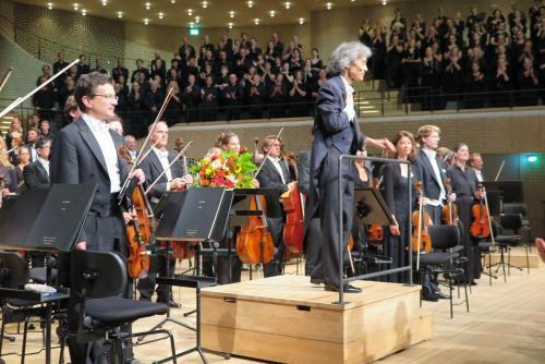 19. Kent Nagano i jego orkiestra Elphi