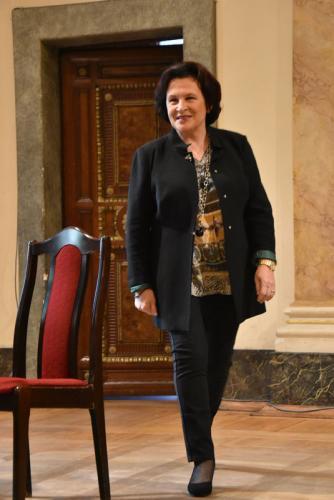 Izabela Kłosińska - we Floriance