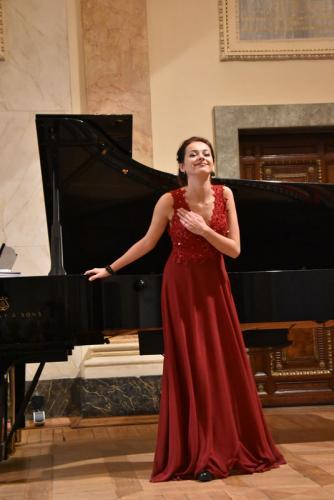 Joanna Kędzior - sopran.