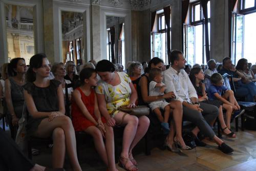 Nasza publiczność- coraz młodsza.