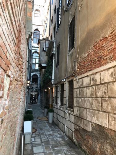 Wejście do Palazo Pisani