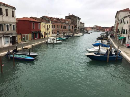 Na Murano.