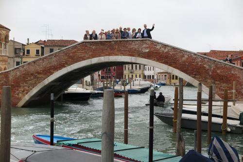Wędrujemy po Murano.