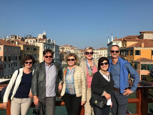19. na moście akademickim, ostatnie godziny w Wenecji.