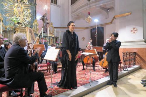 Koncert u Elżbietanek