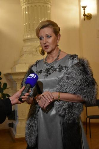 Elżbieta Gładysz - wypowiedź dla Kroniki Krakowskiej