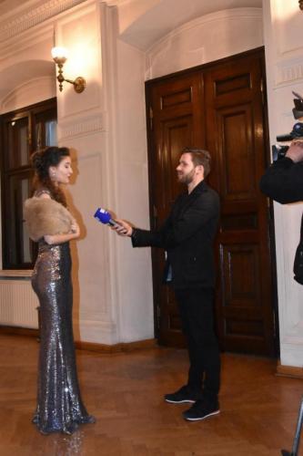Hanna Okońska w kręgu zainteresowania mediów