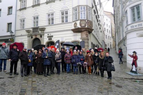 Zwiedzamy Linz