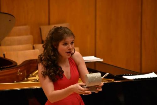 Aria Małgorzaty z klejnotami - Gounod - Faust
