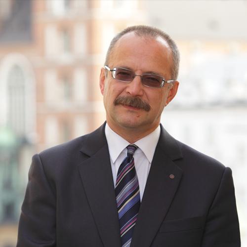 Prof. Stanisław Krawczyński