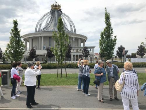 Sanktuarium w Toruniu.