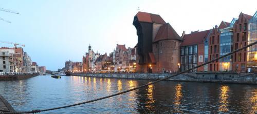 Taki jest Gdańsk.